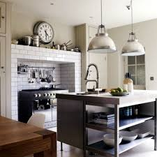 ideas for the kitchen decorating idea for the kitchen the industrial look interior