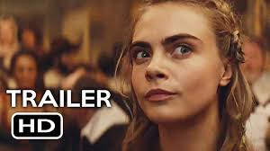 Seeking Blind Date Trailer Tulip Fever Official Trailer 1 2017 Cara Delevingne