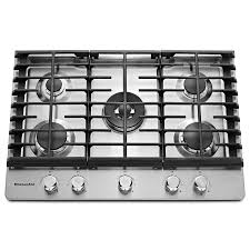 Kitchen Aid Outlet Shop Cooktops At Lowes Com