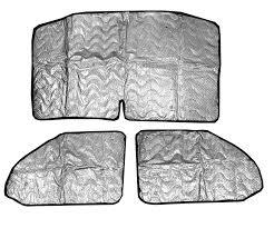 volkswagen vw t5 internal thermal blinds interior blind kit 3