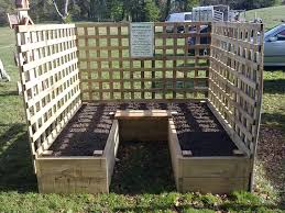 raised beds for gardening vegetables home outdoor decoration
