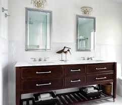 bathroom mirror cabinets contemporary with glass shower enclosure