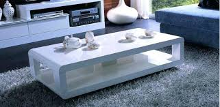 glossy white coffee table white storage coffee table glossy white modern storage coffee table