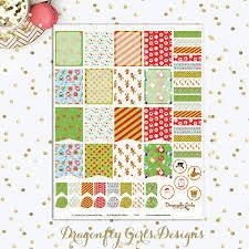 top pattern design software christmas cocoa printable planner stickers mini kit loversiq