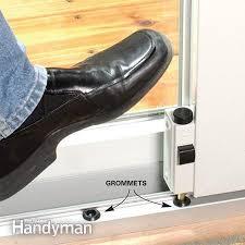 Patio Door Lock Installation Safe Home Security Tips Patio Doors Patios And Doors