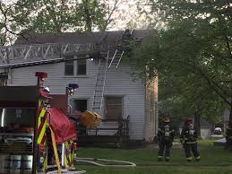 update lightning sparks second house fire in one week in clear