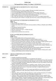 customer service representative resume bank customer service representative resume sles velvet