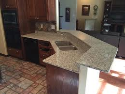 kitchen cabinets san antonio luna pearl level 1 granite white and gray granite dark cabinets