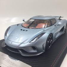 new koenigsegg concept avanstyle koenigsegg regera resin scale 1 18 sealed model