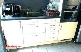 meuble plan travail cuisine meuble de cuisine plan de travail meuble cuisine a rideau coulissant
