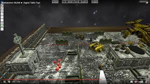 Table Top Simulator Will Steam U0027s New 3d 40k Tabletop Simulator Change The Way We Play
