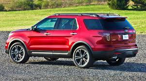 Ford Explorer All Black - 2014 ford explorer sport 4wd car spondent