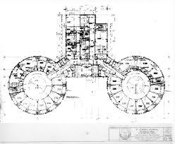 Maternity Hospital Floor Plan Radial Hospital Floorplan A History Of Total Health Kaiser