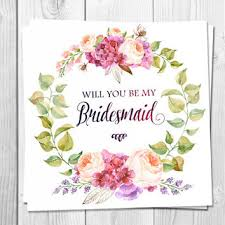 bridesmaid invitations template best will you be my bridesmaid cards products on wanelo