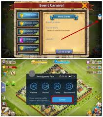 game castle clash mod apk castle clash apk team member search mod by xmodgames xmodgames