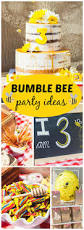 225 best bee themed baby shower images on pinterest bee party