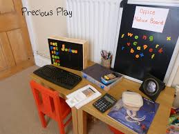 Office Desk Games by An Office Like Daddy U0027s A Literacy Game Precious Play