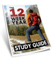 the 12 week year book 12 week year study guide the comprehensive 12 week year study