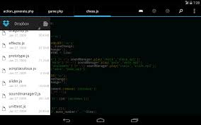 droidedit free code editor android apps on google play
