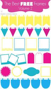 best 25 free frames ideas only on pinterest printable frames