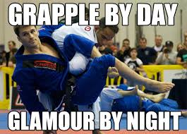 Good Looking Guy Meme - ridiculously photogenic jiu jitsu man meme is in need of good