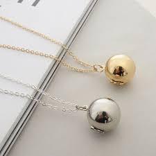 custom necklaces for couples custom handmade minimalism secret message locket necklace