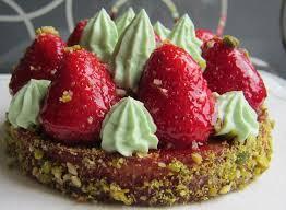 2 cuisine avec michalak la tarte aux fraises inspirée par c michalak un grain de