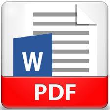 Word To Pdf Free Word To Pdf Converter Free Version