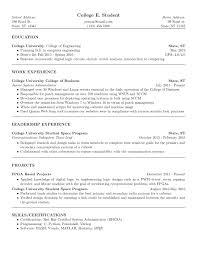 Police Academy Resume Resume Critique My Resume