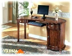Cherry Wood Corner Computer Desk Cherry Corner Desk Flagstaff Corner Desk Return In Mission Cherry