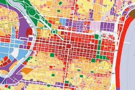 Nyc Tax Maps On Spot Zoning Hidden City Philadelphia