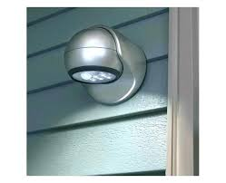 Outdoor Battery Operated Lights Outdoor Battery Powered Motion Sensor Lights Operated L Post