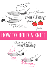 different kitchen knives different types of knives an illustrated guide
