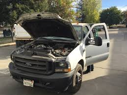 Ford Diesel Truck Parts - used parts 2004 ford f350 2wd 6 0l v8 diesel 5r100w 5 speed automatic