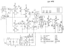 index of schematics music amps gibson