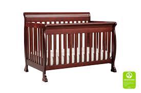 Mini Crib Convertible by Kalani Crib Dimensions Creative Ideas Of Baby Cribs