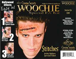 Halloween Makeup Stitches Cinemasecrets Rakuten Global Market Special Makeup Ez148 Wounds