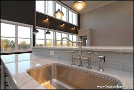 Oil Rubbed Bronze Light Fixtures With Brushed Nickel Faucets Is Chrome Back What U0027s Happening With Brushed Nickel