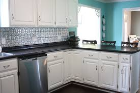 our re fabbed home kitchen