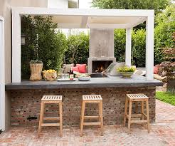 Outdoor Kitchen Ideas On A Budget Kitchens The Most Home Design Ideas Outdoor Kitchens On