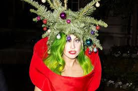 christmas tree lady gaga lyrics christmas lights decoration