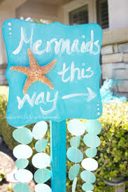 mermaid baby shower decorations mermaid baby shower ideas babywiseguides