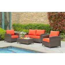 chair coffee table doubles as storage superb hampton bay patio
