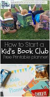 best 25 kids book club ideas on pinterest children reading