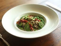 cuisiner le quinoa recette végé de quinoa et riz brun avec duxelles de pleurotes