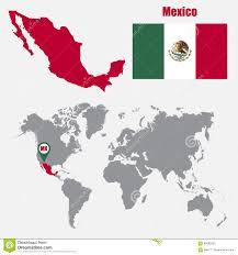 Map Mexico Mexico On World Map Besttabletfor Me
