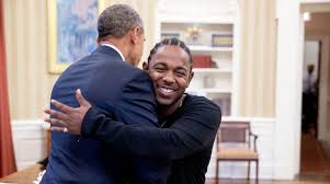 Barack Obama Oval Office What Kendrick Lamar And President Obama Talked About During Their