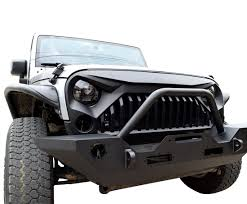 2009 jeep wrangler x accessories amazon com iparts matte black gladiator vader front grille