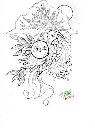 koi fish coloring pagesfree coloring pages for kids free