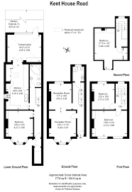 kent homes floor plans 4 bedroom house se26 5ln kent house road pickwick estates